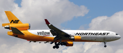 Northeast Yellow Cargo MD11