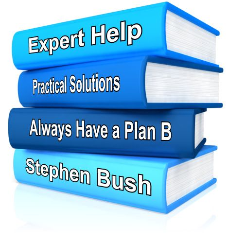 Expert Help and Practical Solutions from Stephen Bush and AEX