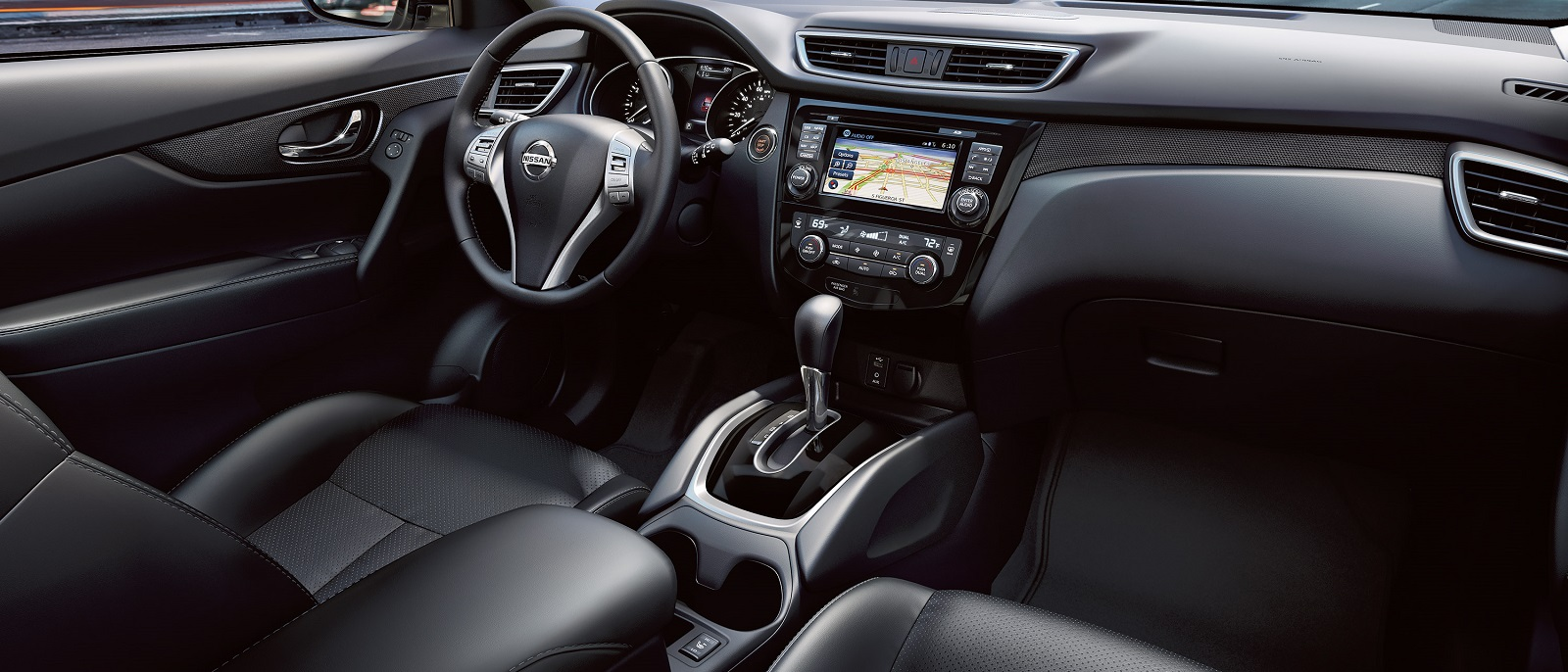 The 2016 Nissan Rogue Has Arrived At Andy Mohr Nissan For