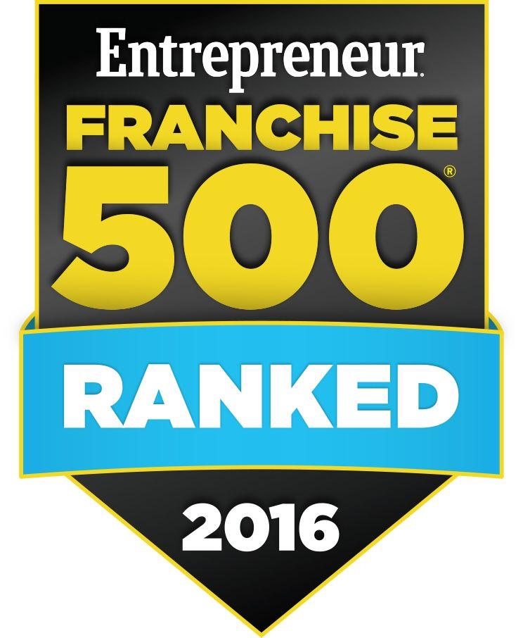 Precision door service makes entrepreneur magazine 39 s 2016 for Top garage franchise