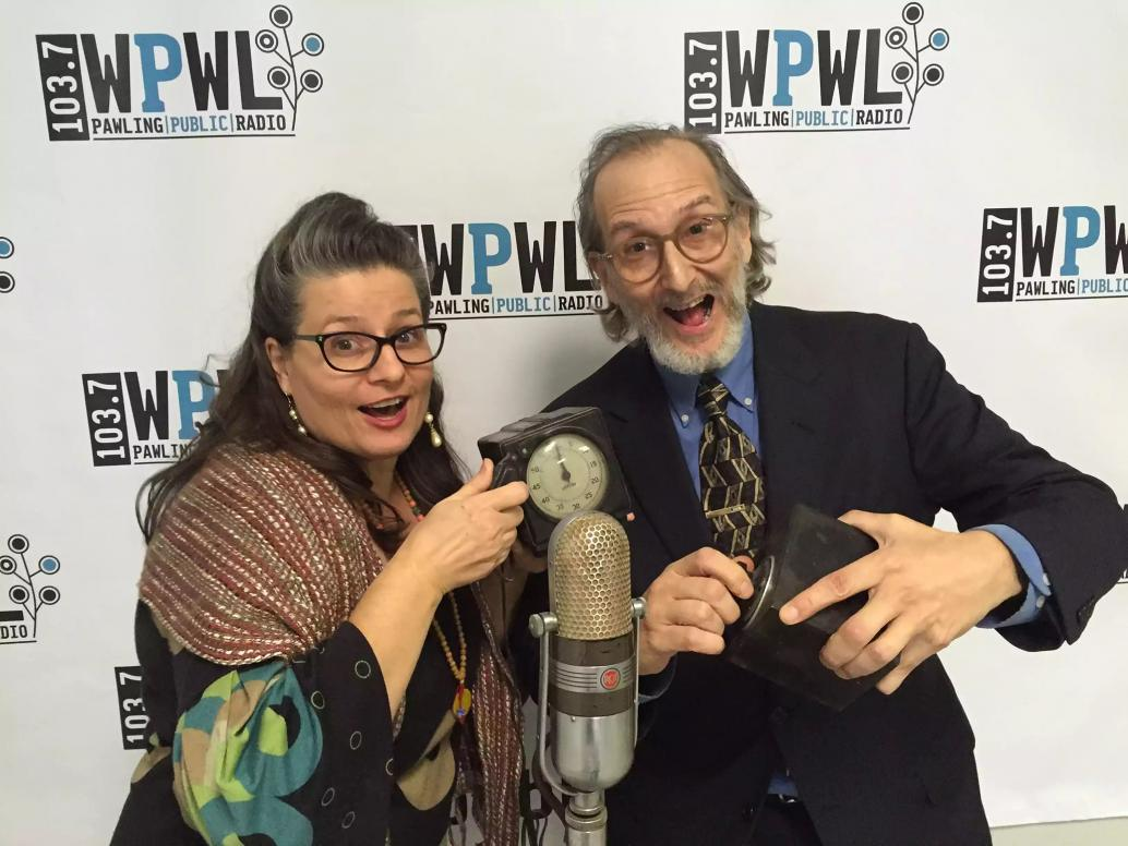 Joe Bev & Lorie Kellogg Go Live with Great Jazz on Pawling