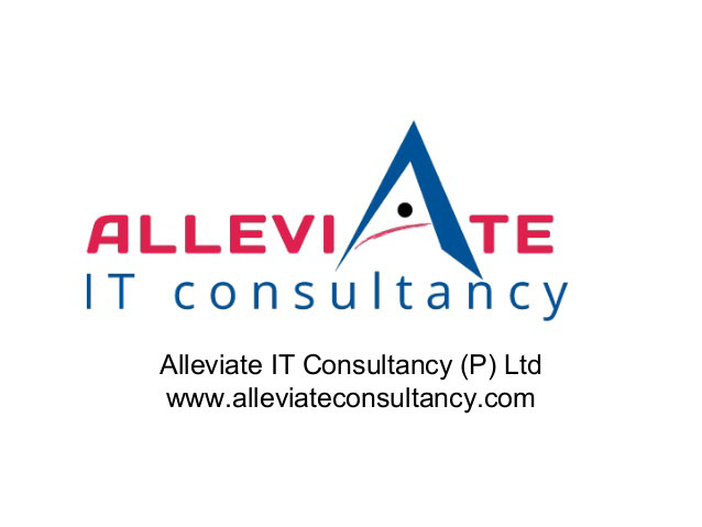 Alleviate IT consultancy