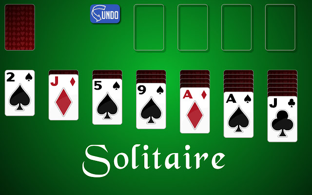 card games solitaire