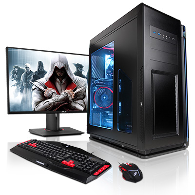 cyberpowerpc debuts 2 in 1 gaming & streaming pcs, 34 inch