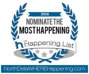 Nominations Open for the 2016 Happening List in North Delaware