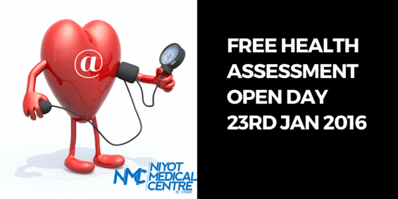 FREE HEALTH ASSESSMENT