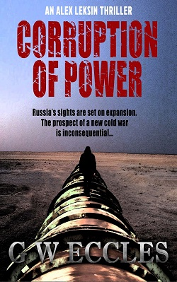 Corruption of power - cover photo 250 pixels