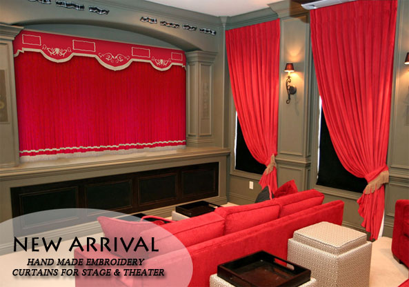 Get The Best Deal On Stage Curtains Here Saaria Drapery