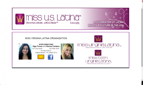 Norma Centeno and Olga Torres, Miss Virginia Latina™ State Directors