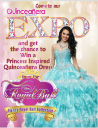 Los Angeles Quinceanera Expo by Quinceanera Magazine™