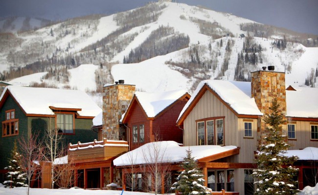 The Porches of Steamboat Springs
