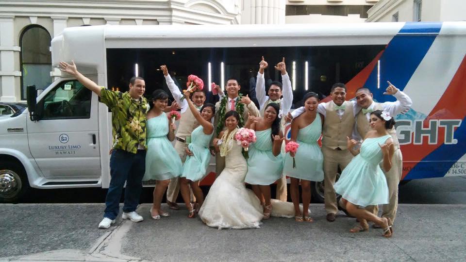 Fun Stylish Lovely Wedding in Hawaii