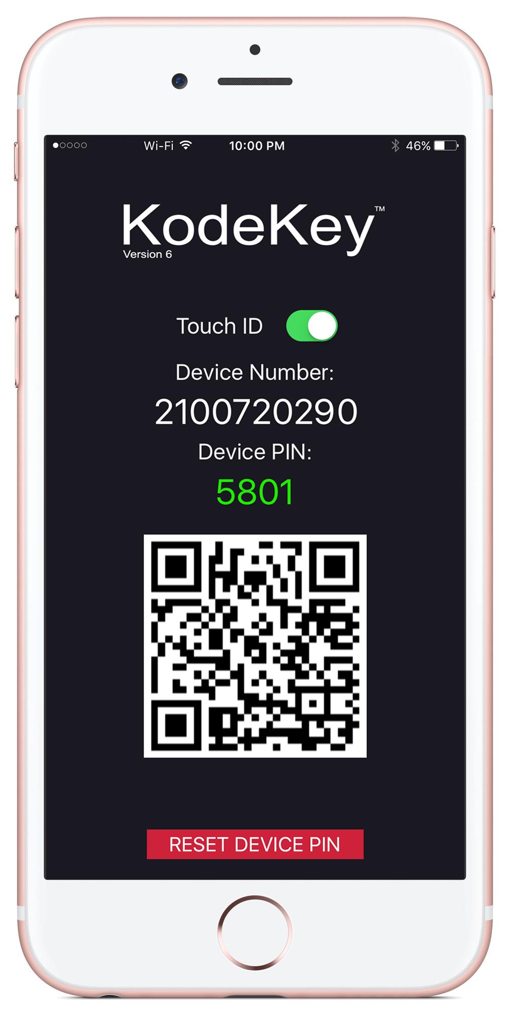 KodeKey for iOS