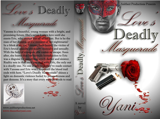 Love's Deadly Masquerade Full Cover