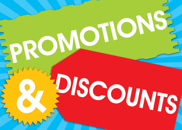 promotion discount