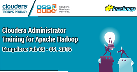 osscube brings cloudera administrator for apache