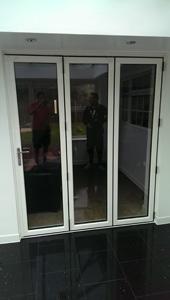 Aluminium Bifold Doors Cheshire