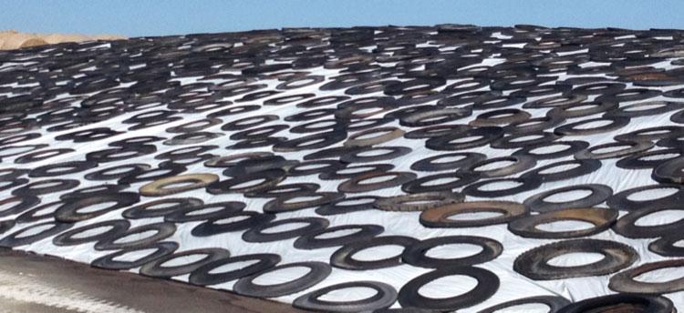 100% Nylon, Bias Ply Truck-Tire Sidewalls