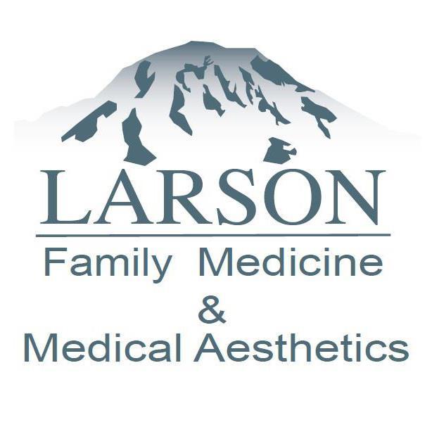 Larson Family Medicine and Medical Aesthetics logo