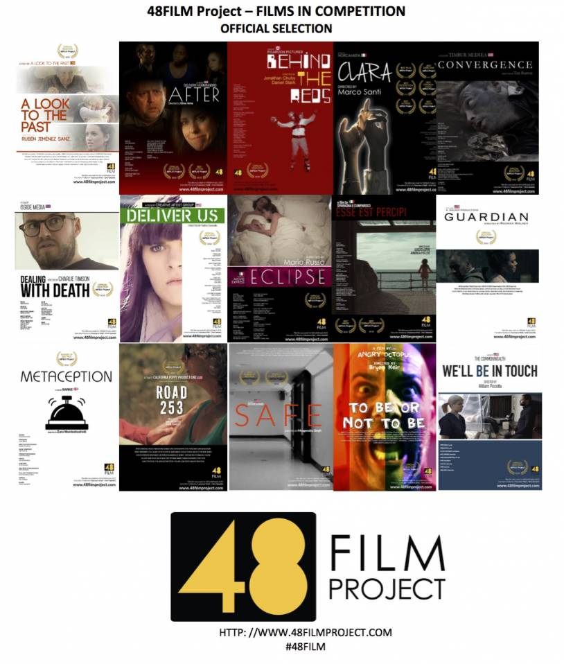 48FILM Project Announces Winners for 2015 Competition.