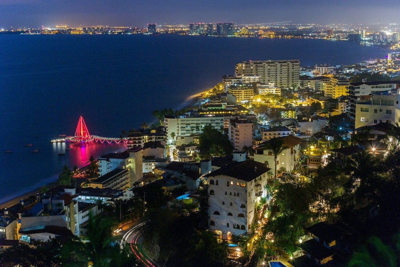 The City Of Puerto Vallarta Is Not Included In The Updated Us And Canadian Travel Warnings To