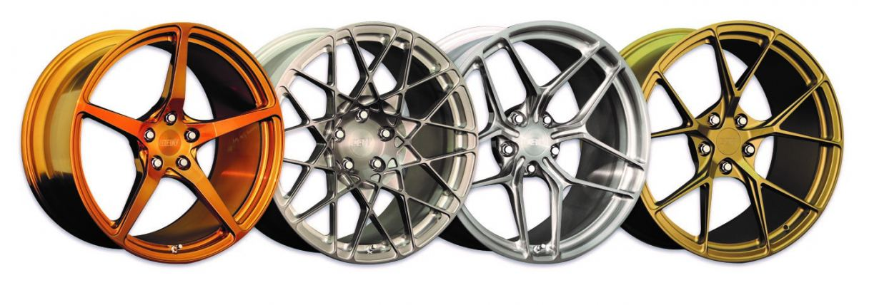 CCW Forged Monoblock Concave Wheels Are Now Available