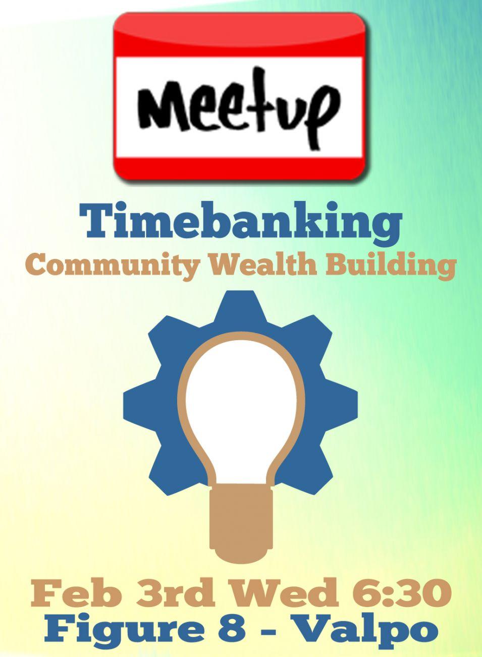 Timebanking at Duneland Innovators Meetup