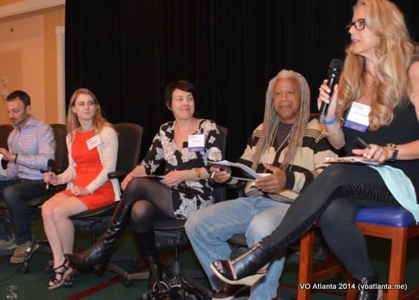 Panel Discussion During VO Atlanta