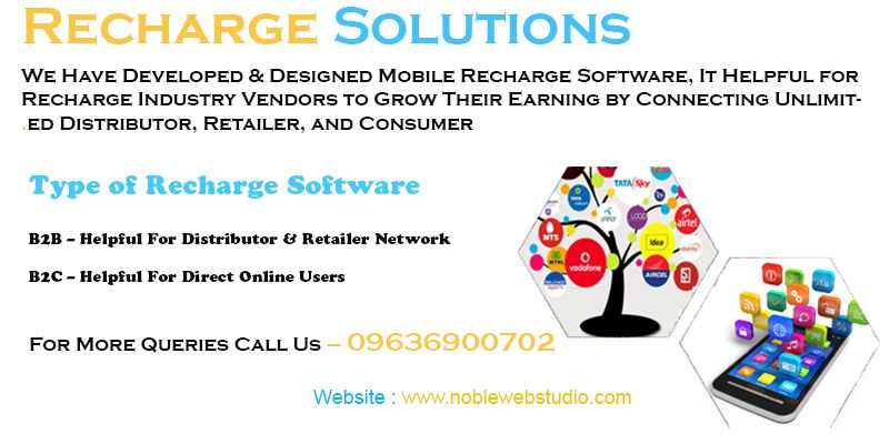 Get 10% Off for All Mobile Recharge Software B2B & B2C