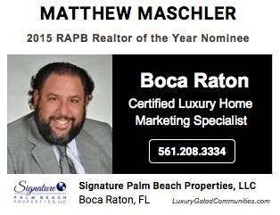 Boca Raton Luxury Real Estate Specialist