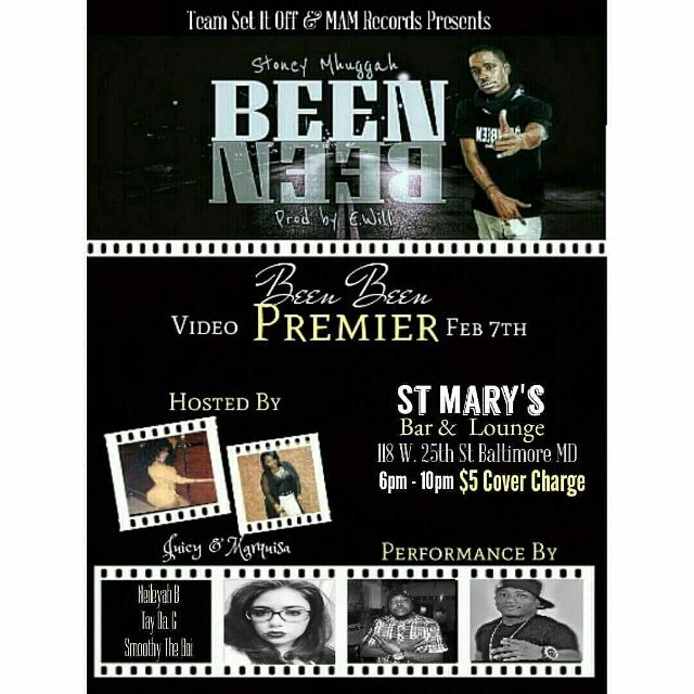 """""""Been Been"""" Viewing Party 