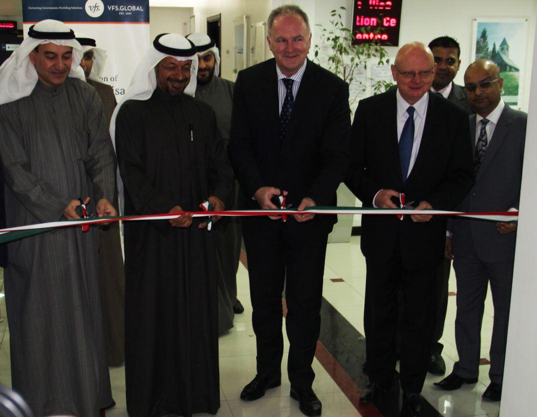 Hungary Visa Application Centre Opened In Kuwait Marketing Pro Junction Prlog