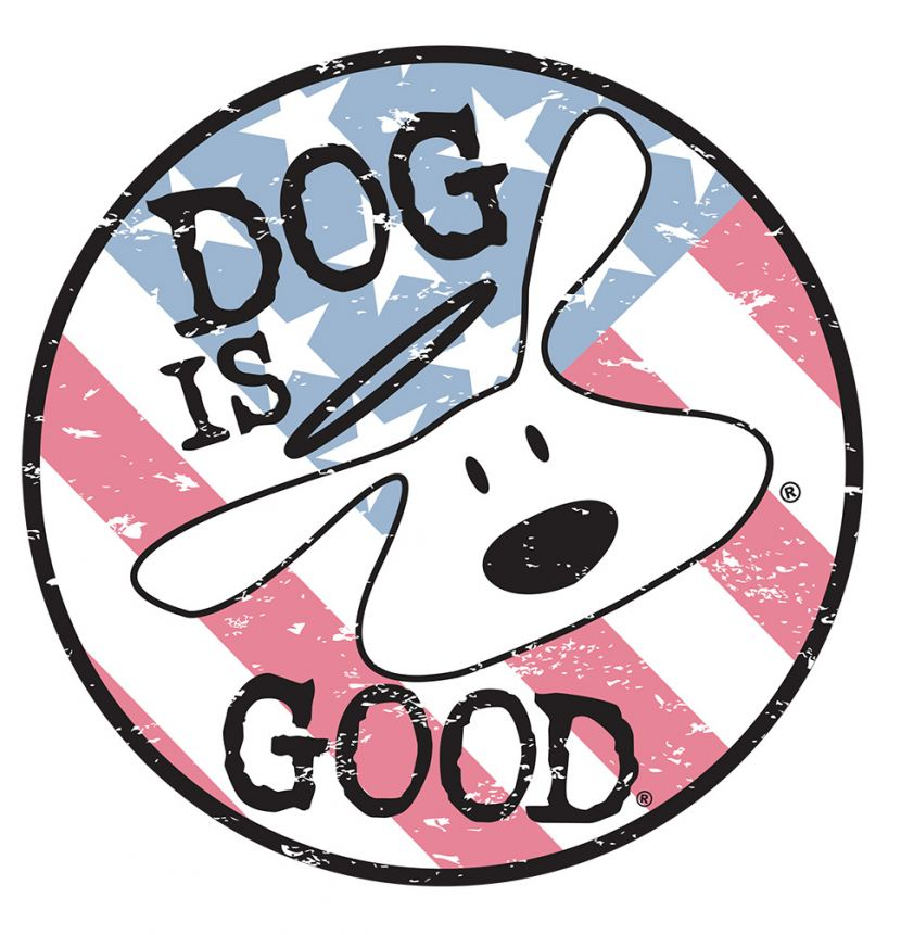 Dog is Good for Patriots