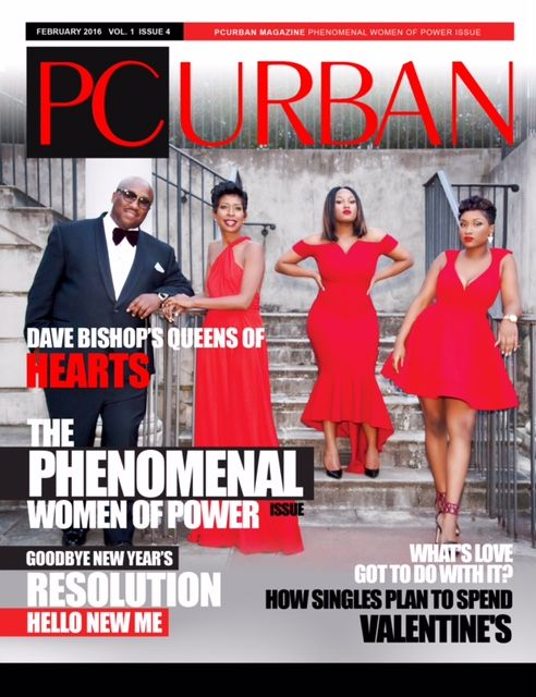 Phenomenal Women Of Power/PC Urban Magazine