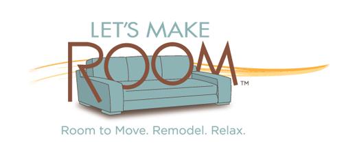 LET'S MAKE ROOM