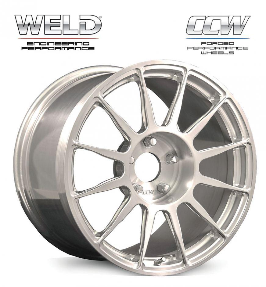 CCW Forged Performance New Lightweight TS12 Corsair R-Spec Road Race Wheel