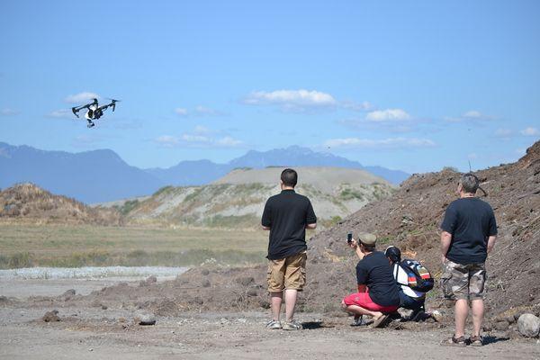Drones Plus Pilot Training