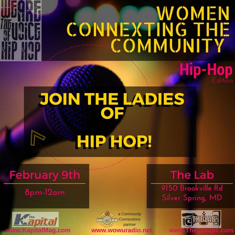 Women Cnnexting the Community (02/09/16)