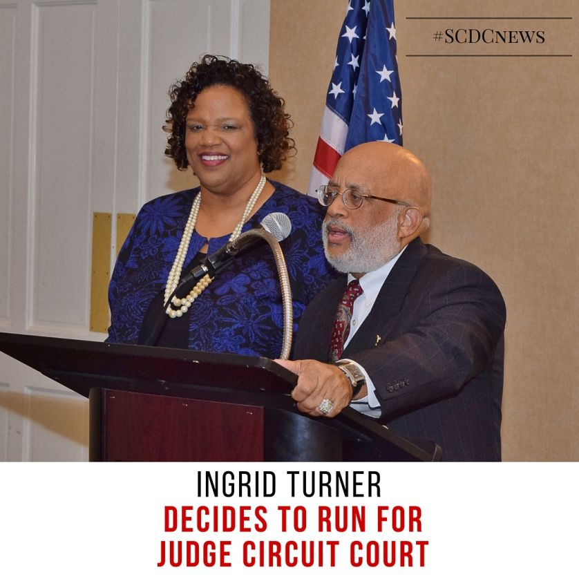 Ingrid Turner runnung for the next PGCounty 7th Circuit Court Judge