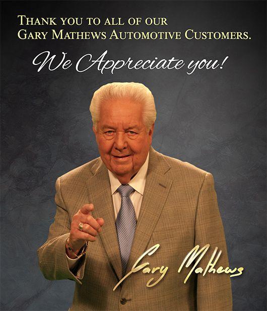 OWNER- GARY MATHEWS