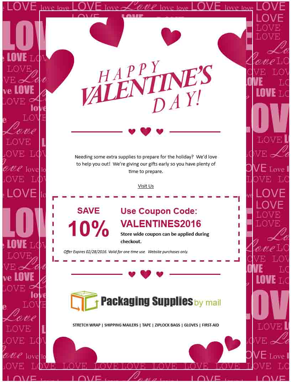 Valentine Day Offer