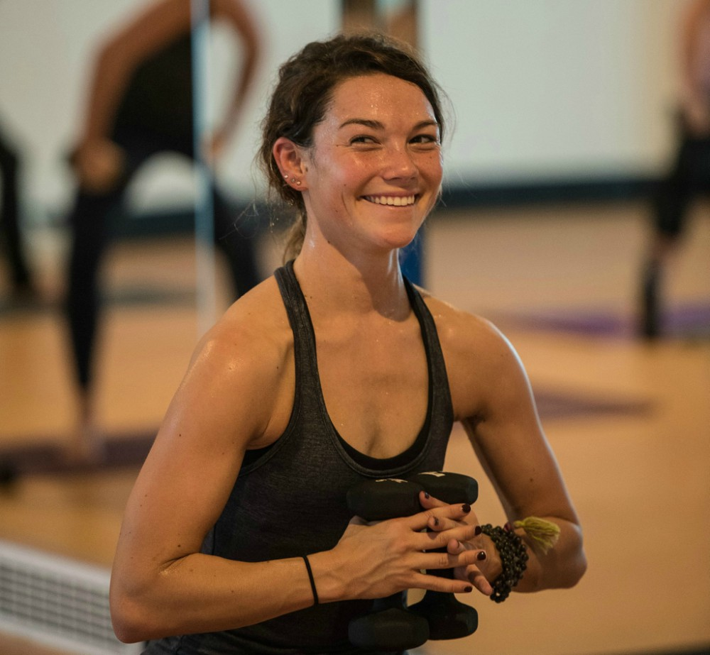 Tone with high energy YogaTone and Barre!
