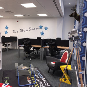 The Blue Room Coworking Space MediaCity
