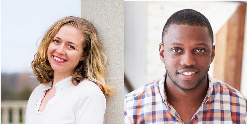 Kandid.ly Founders Maria Walley & Sam Elekwachi-Ulu