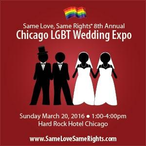 2016 Same Sex Wedding Expo Chicago IL