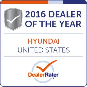 Allen Turner Hyundai Wins 2016 Dealer Of The Year Award