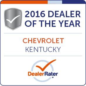 2016 Kentucky Dealer of the Year