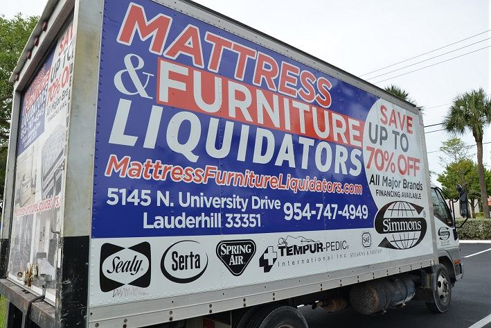 Furniture Store In Lauderhill Offers No Credit Necessary Financing Mattress Furniture