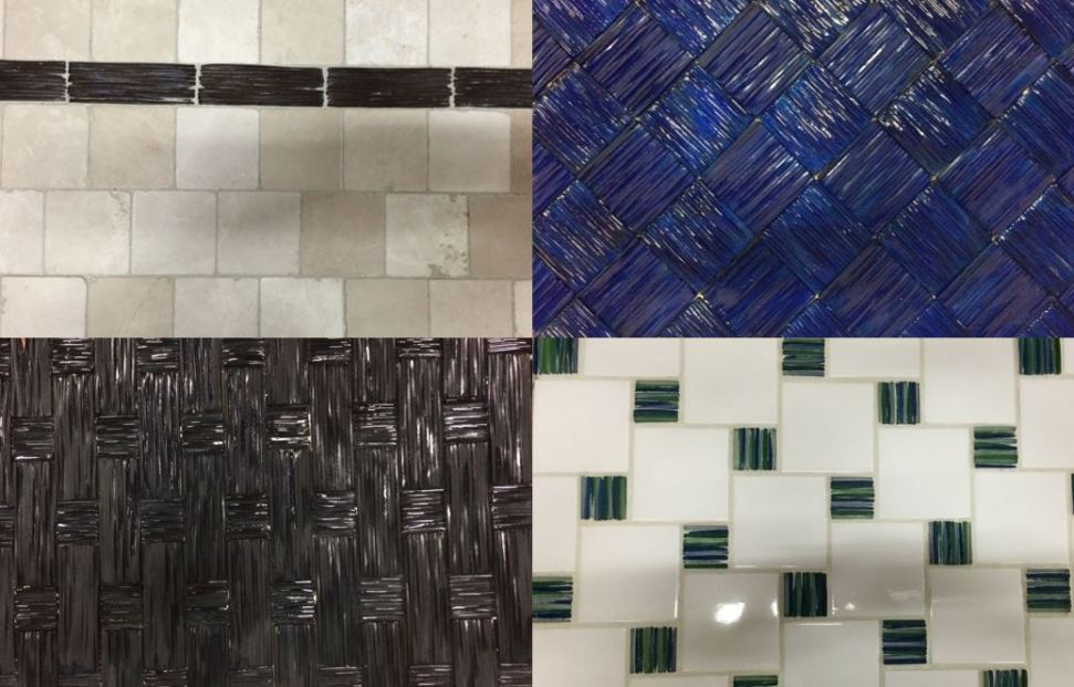The Murano Handmade Glass Tile Collection available at Tile Outlets of America