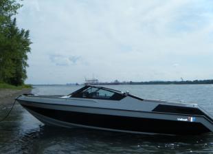 Sam's boat Montreal Quebec